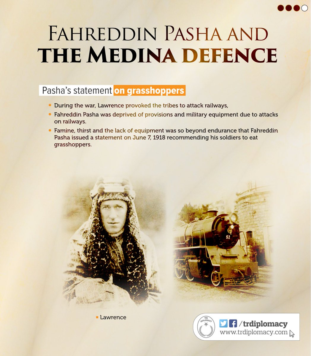 Fahreddin Pasha and The Medina Defence